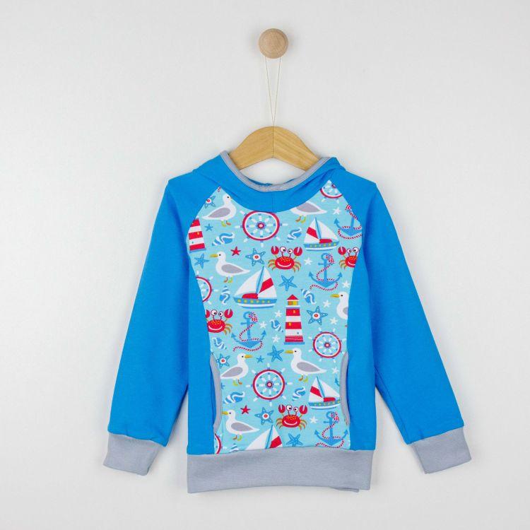 Kids-Hoodie-Shirt - BabaubaMaritimWorld