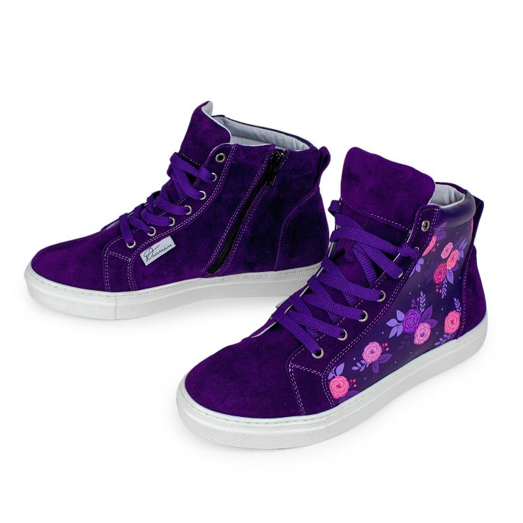 BabaubaSneakers Special LovelyRoses