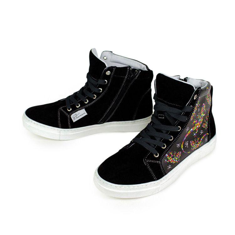 BabaubaSneakers Special DiamantSalamander-Black