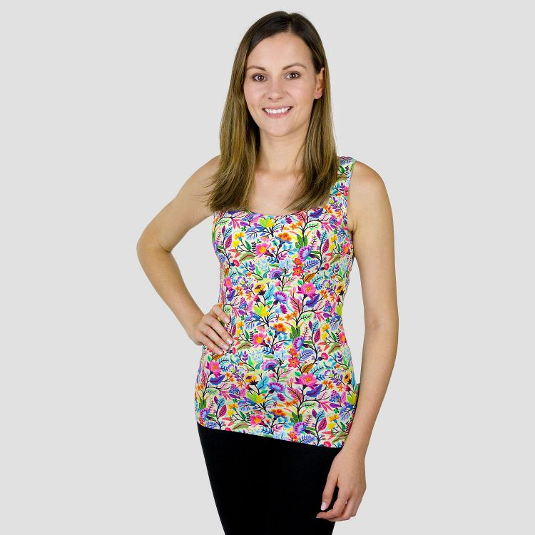 Woman-Tanktop ColorfulSpring