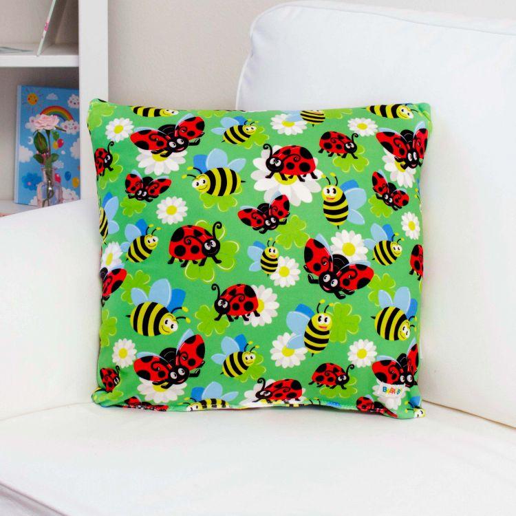 Supersoft-Kissen LadybugsAndBees