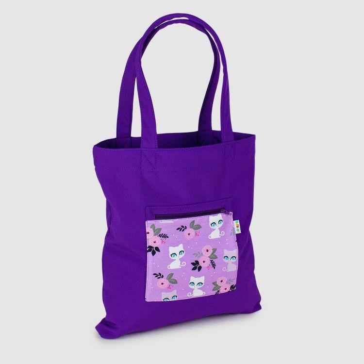 Softshell-Shopper LovelyCats