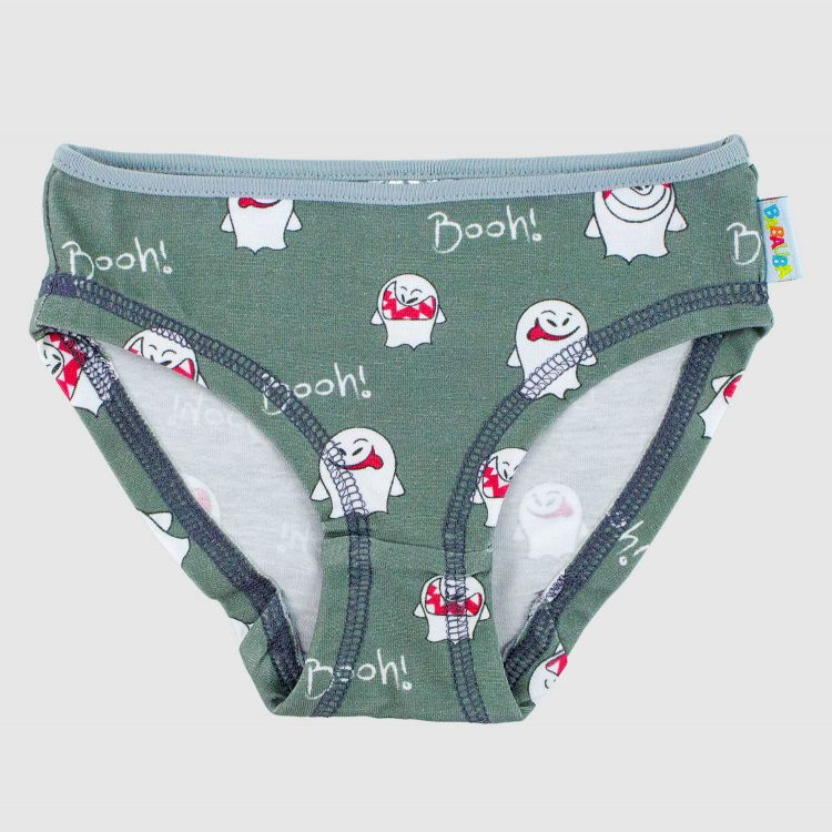 Underpants BabaubaGhosts 98/104