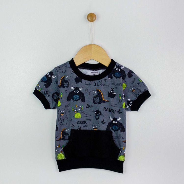 Kids-PocketShirt - CoolMonsters