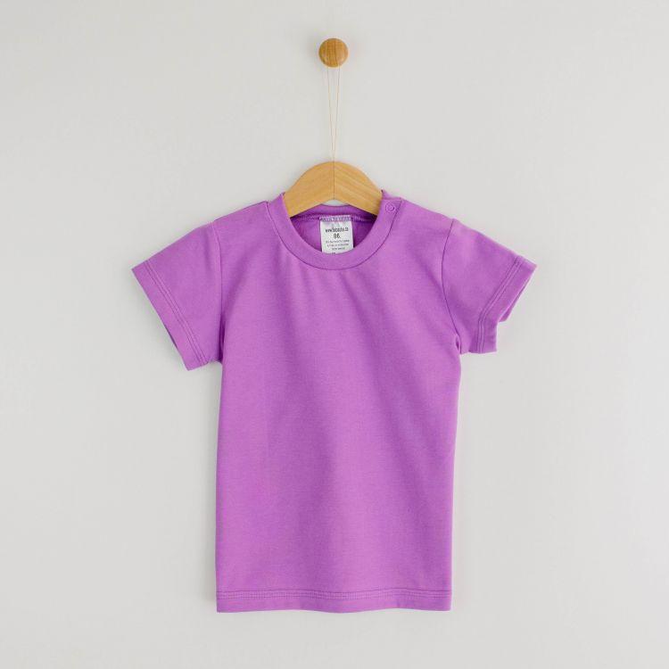 Kids-Uni-T-Shirt - Lavendel