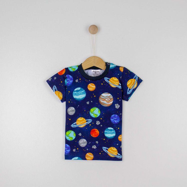 Baby-T-Shirt - BabaubaPlanets