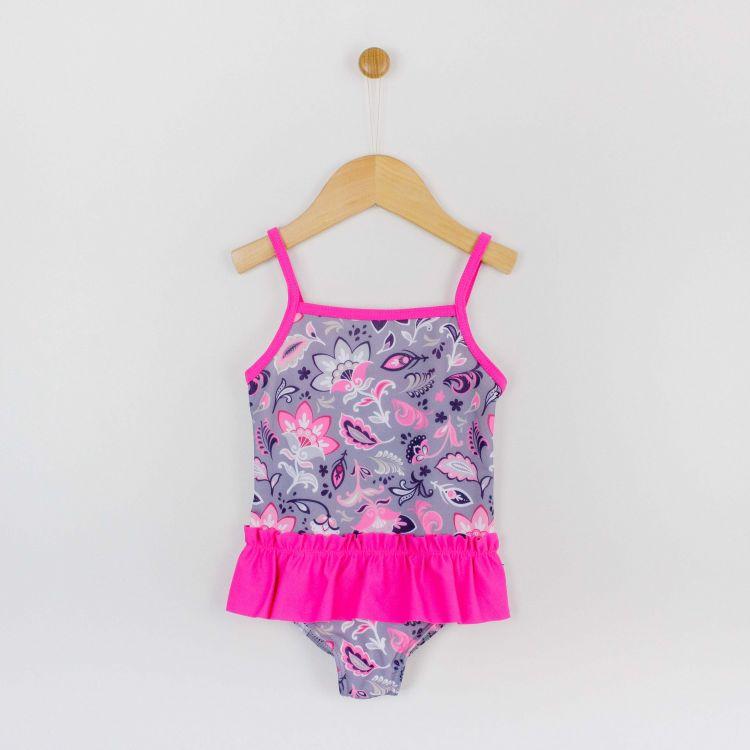 Baby-Badeanzug - PaisleyFlowers