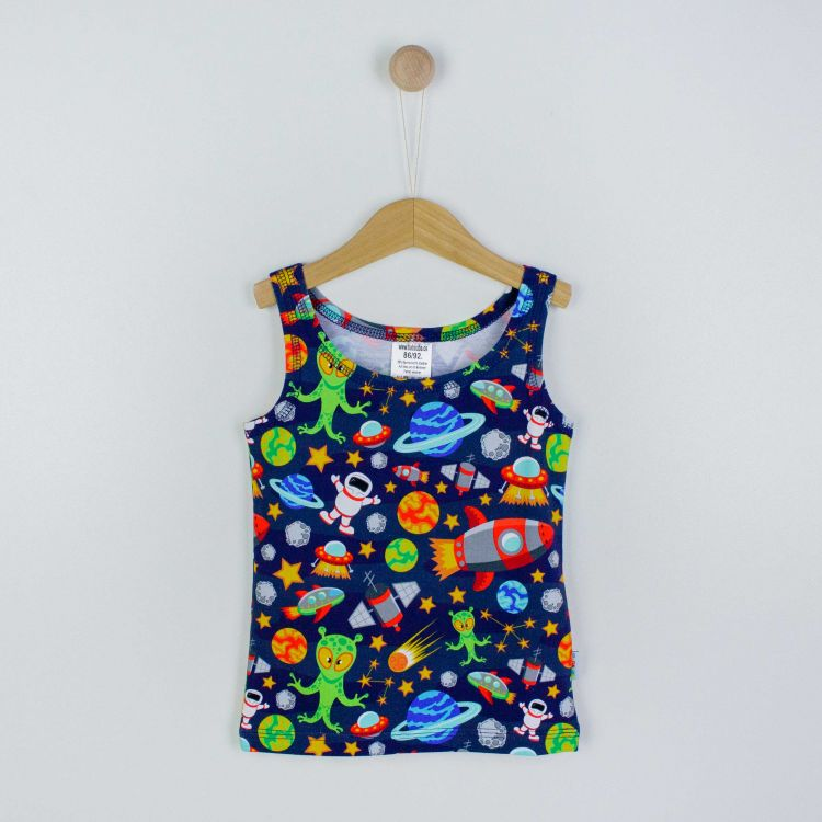 Kids-Undershirt - SpaceWorld