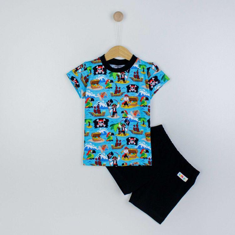 Pyjama-Set-Shortstyle PirateWorld