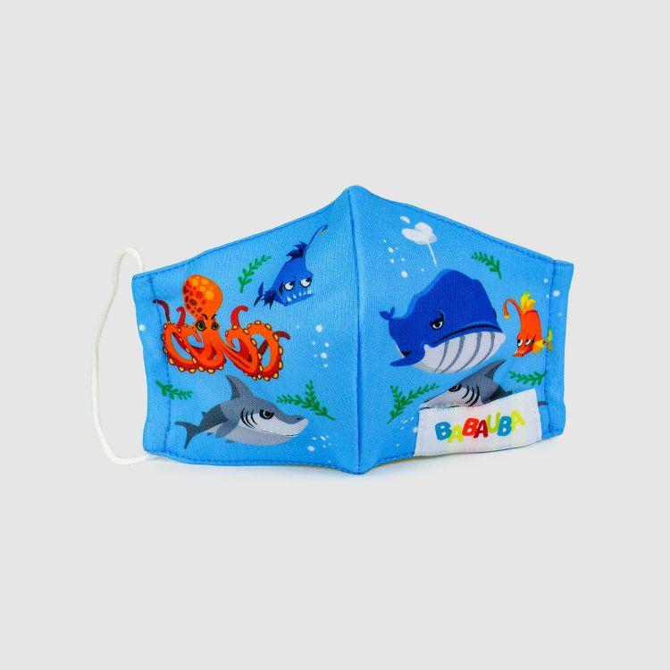 PrettyMask für Kinder - SeaCreatures-Light