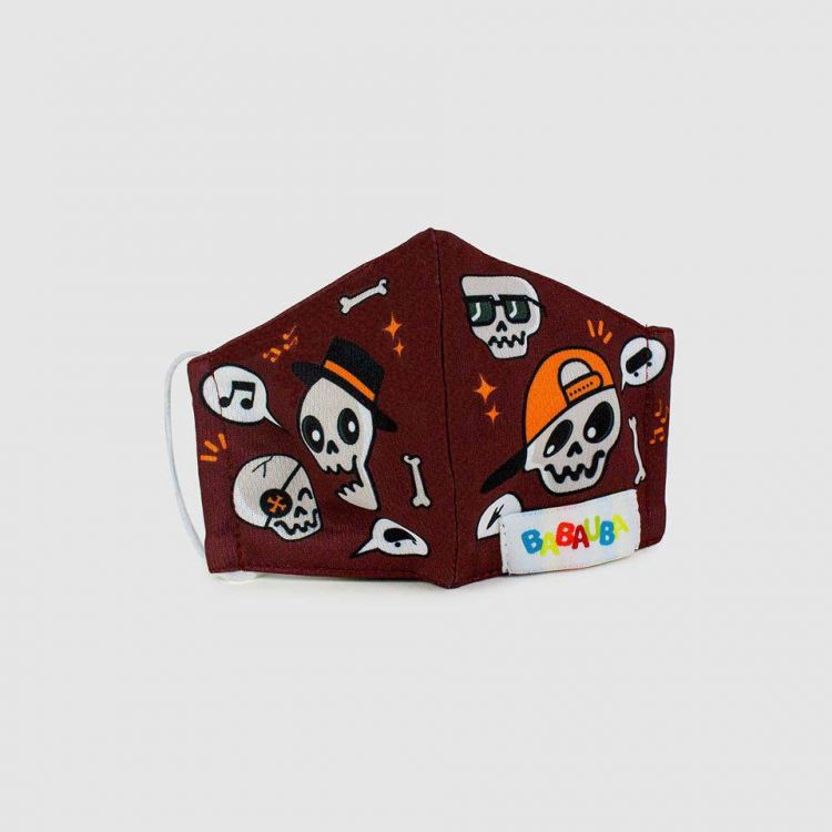 PrettyMask für Kinder - SkullGang