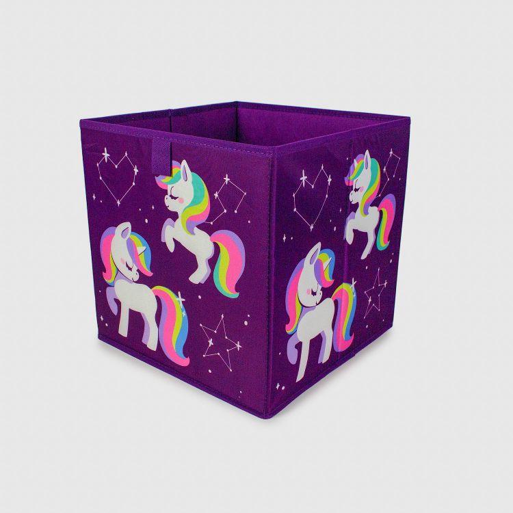 Aufbewahrungsbox - GalaxyUnicorns