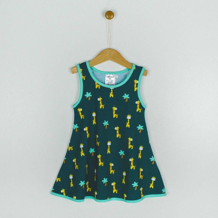 Kids-LittleMissSunshine-Dress - TheLittleGiraffe