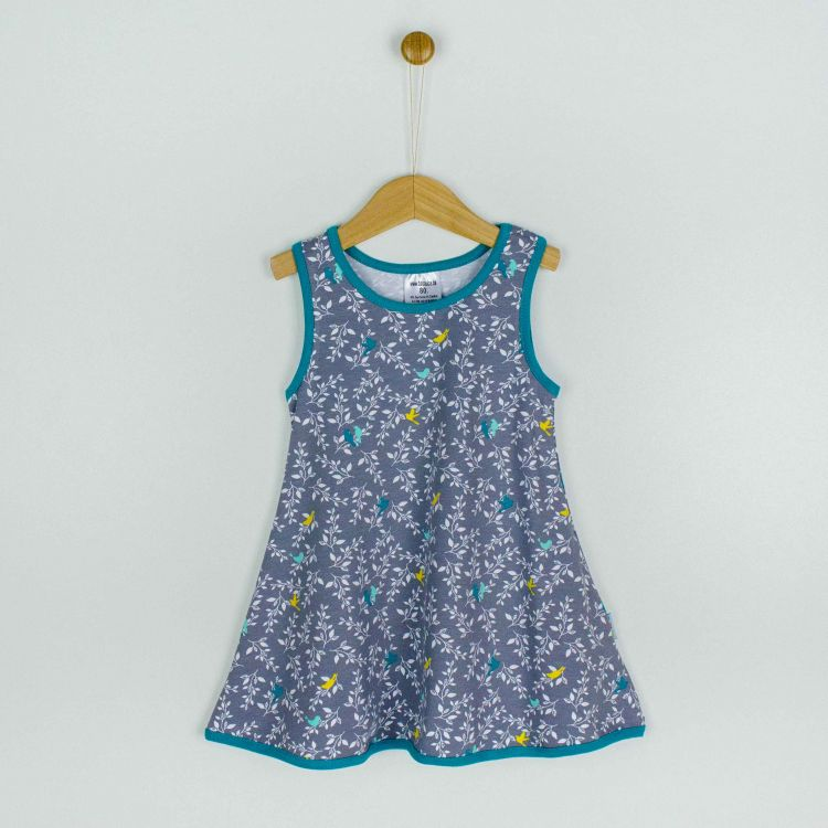 Kids-LittleMissSunshine-Dress - BirdsOnTwigs
