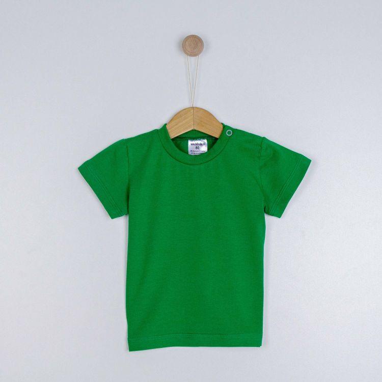 Kids-Uni-T-Shirt - Waldgrün
