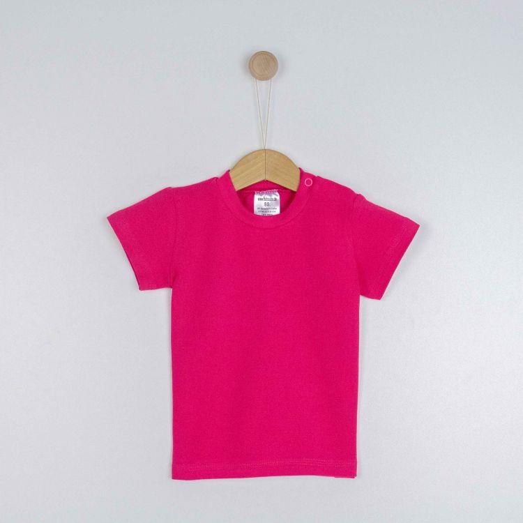 Baby-Uni-T-Shirt - Pink