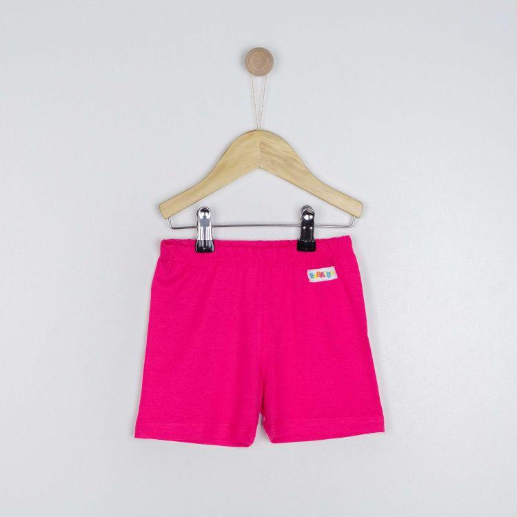 Kids-Viskose-Shorts - Pink