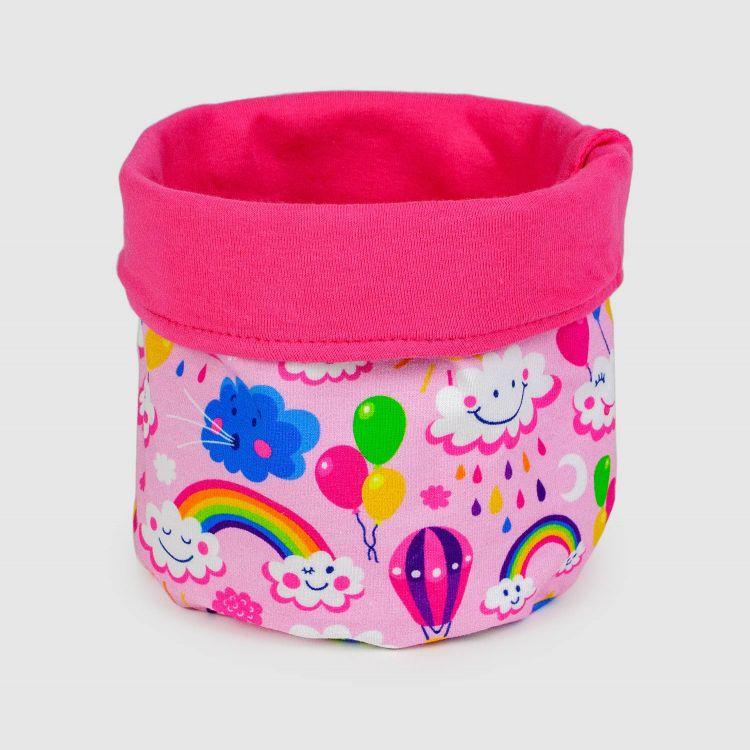 Utensilo Regular - RainbowsAndClouds-Pink