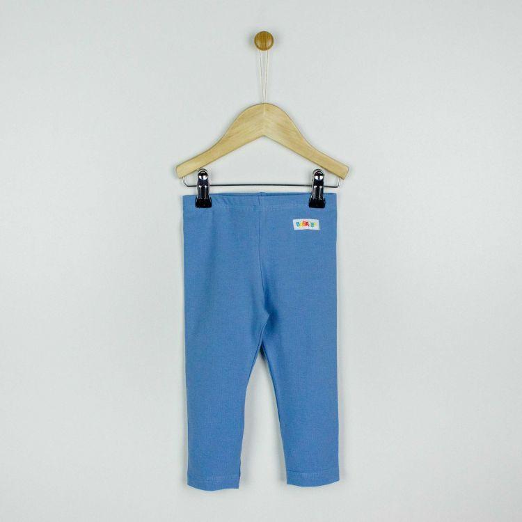 Uni-SkinnyPants Rauchblau