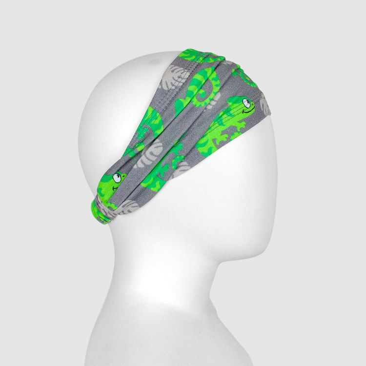 Haarband ExoticChameleons-Green