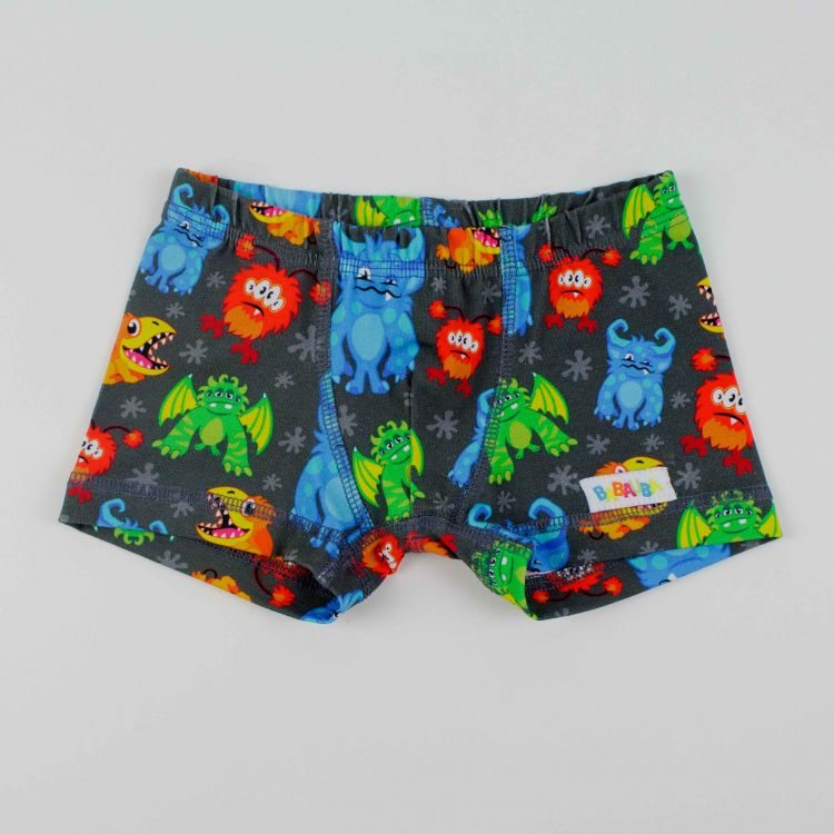 Kids-Boxershorts - BigCrazyMonsters