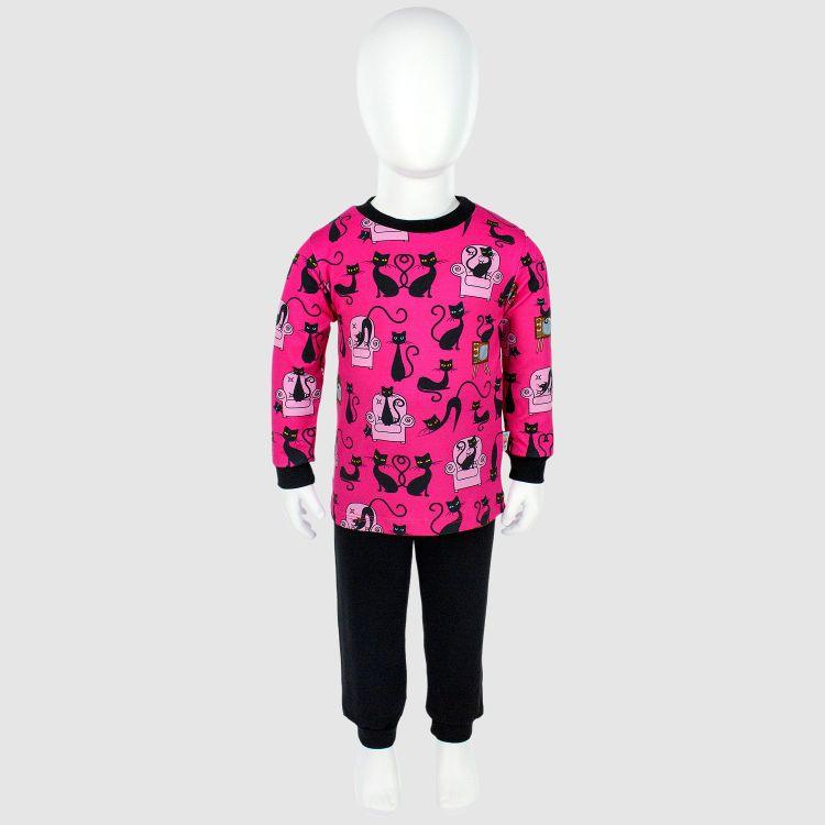 Pyjama-Set BabaubaBlackCats