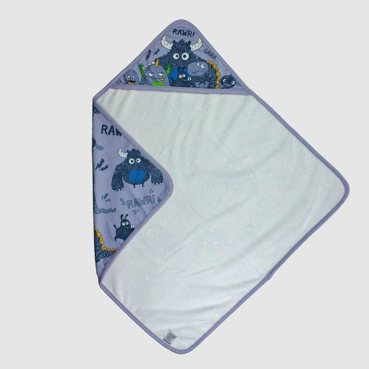 Kapuzen-Handtuch CoolMonsters