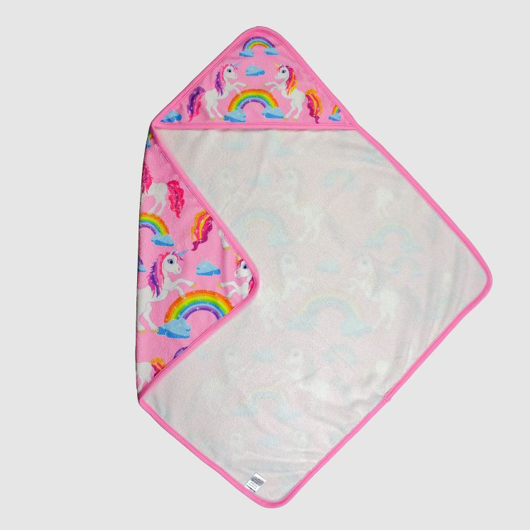 Kapuzen-Handtuch SparklingUnicorns