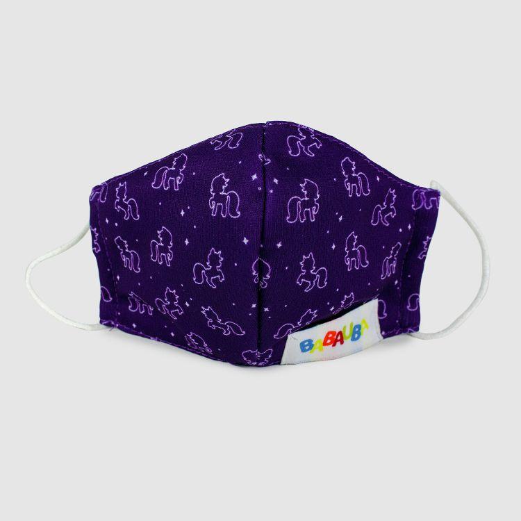 PrettyMask für Kinder - PurpleUnicorn