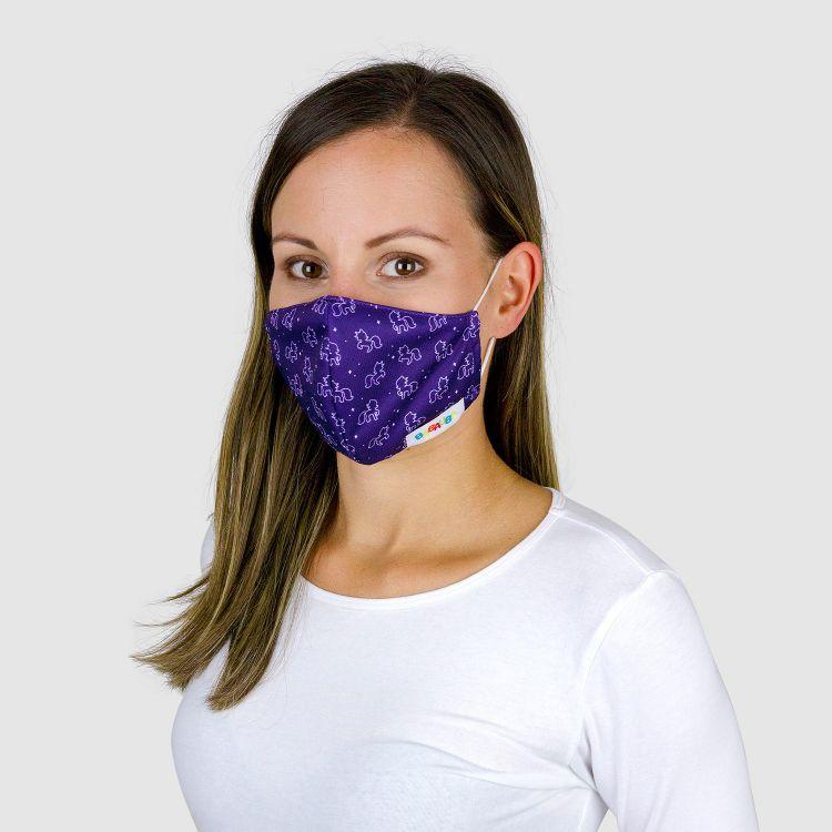 PrettyMask - PurpleUnicorn