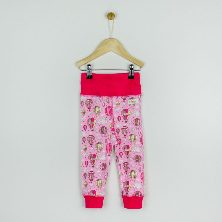 BabyPants MontgolfiereBalloons-Pink