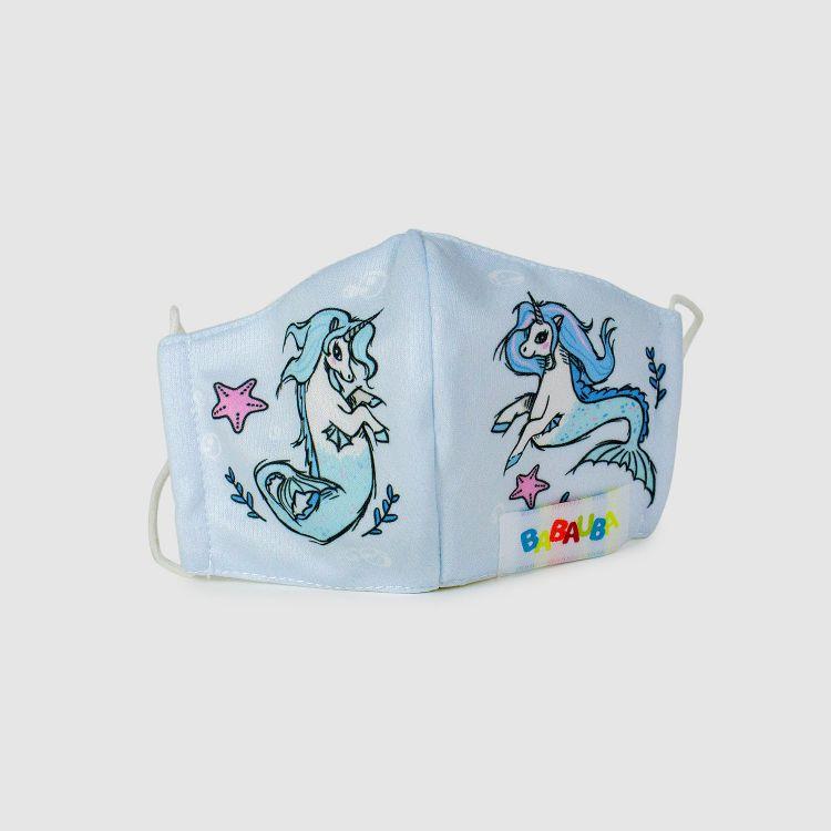 PrettyMask für Kinder - SeaUnicorns