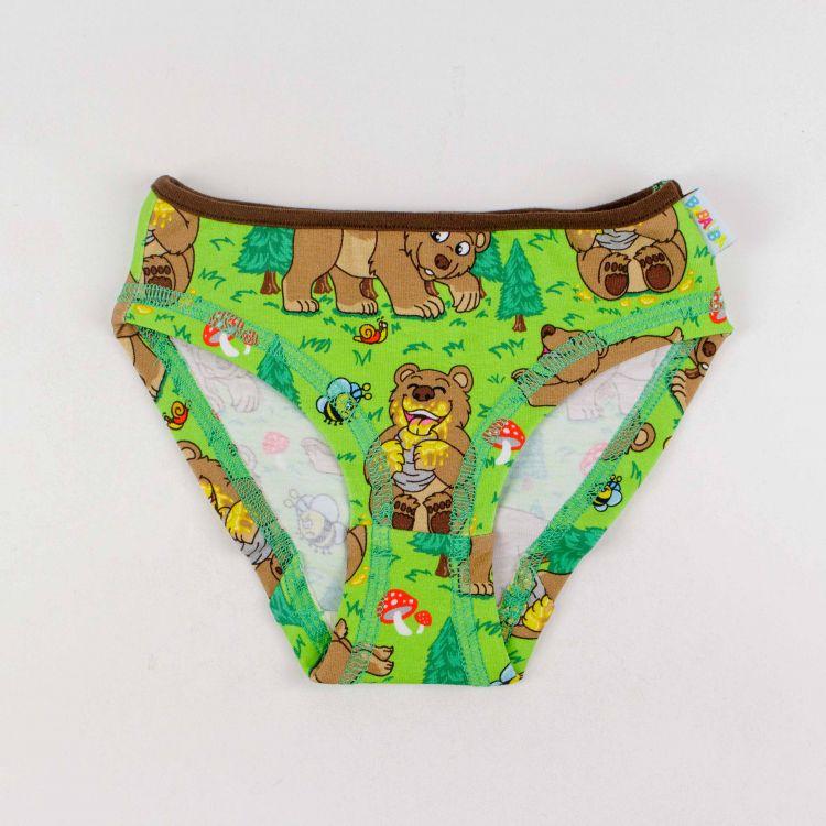 Kids-Underpants - BabaubaHoneyBears