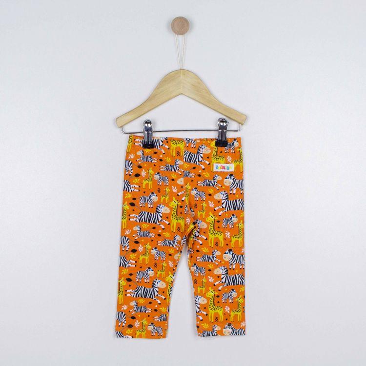 Kids-SkinnyPants - ZebrasAndGiraffes