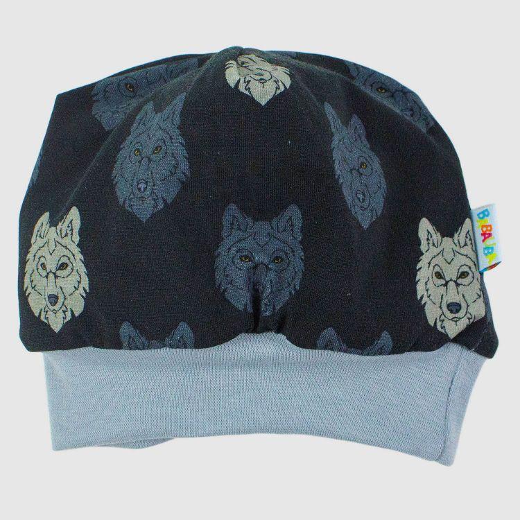 Winterbeanie BlackWolf