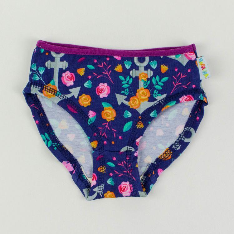 Underpants RosesAndAnchors