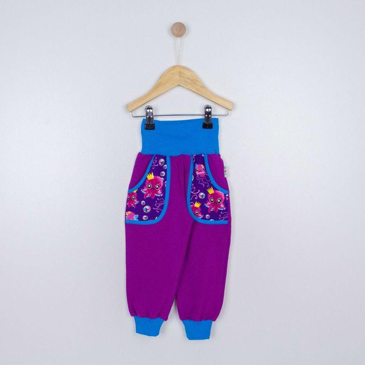 Jersey-CoolPocketPants SweetOctopus-Purple