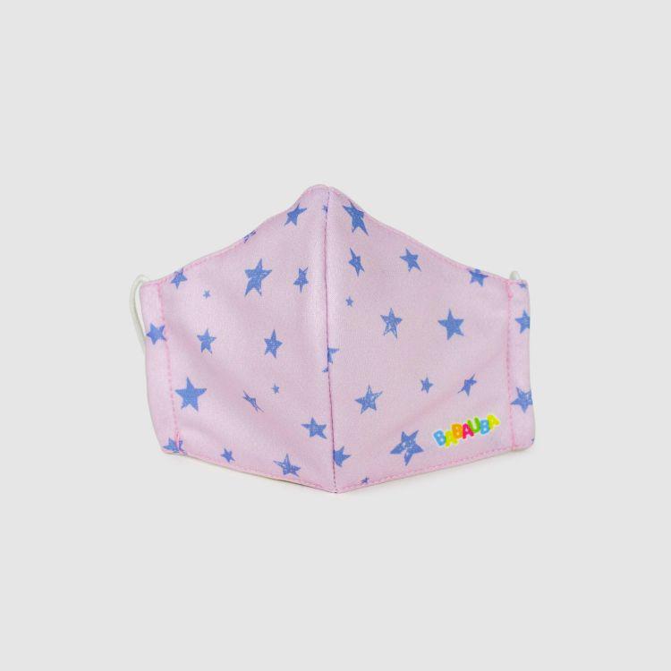PrettyMask für Kinder - NightSky-Pink