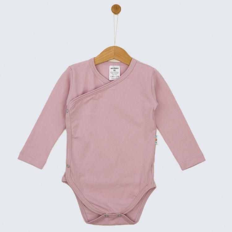 Baby-Uni-Wickelbody - Antikrosa