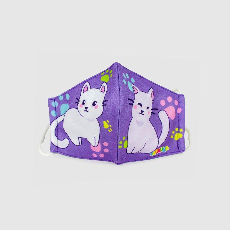 PrettyMask für Kinder - KittyPaws
