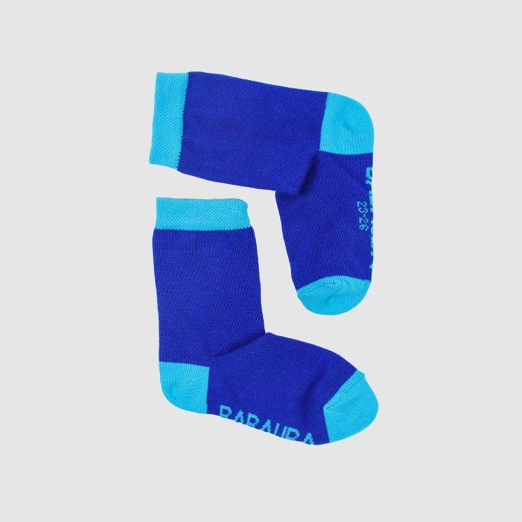 Uni-SockiSocks - Königsblau-Türkisblau