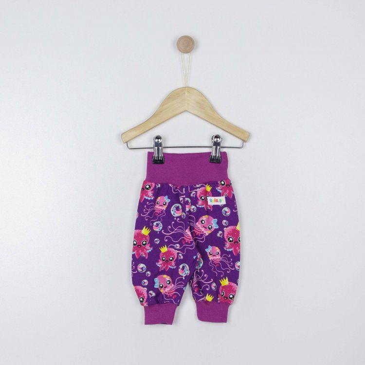 Frühchen-Widepants SweetOctopus-Purple