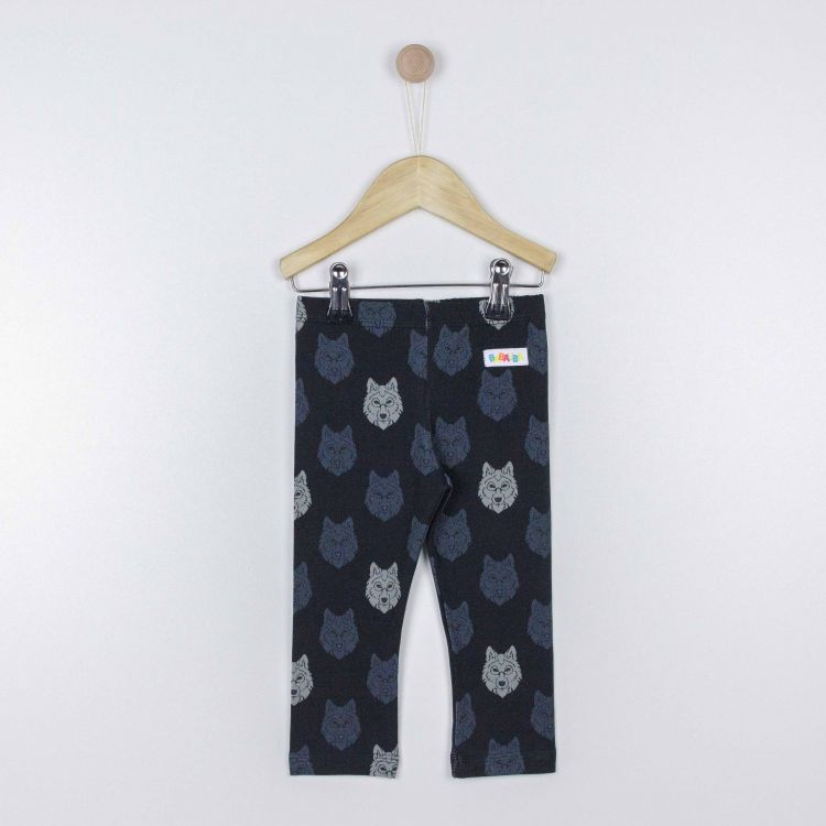 SkinnyPants BlackWolf 122