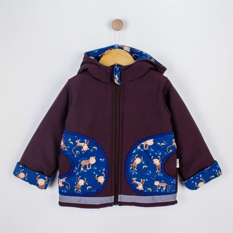 Kids-Winter-Softshelljacke - MonkeyBusiness