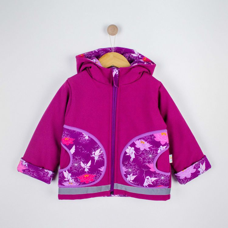 Kids-Winter-Softshelljacke - FairyWorld