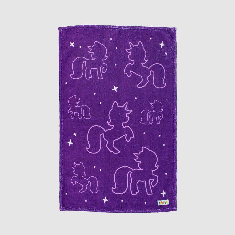 Handtuch PurpleUnicorn