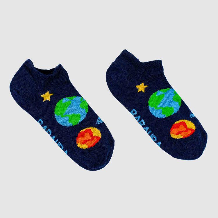 Sneaker-SockiSocks - BabaubaPlanets