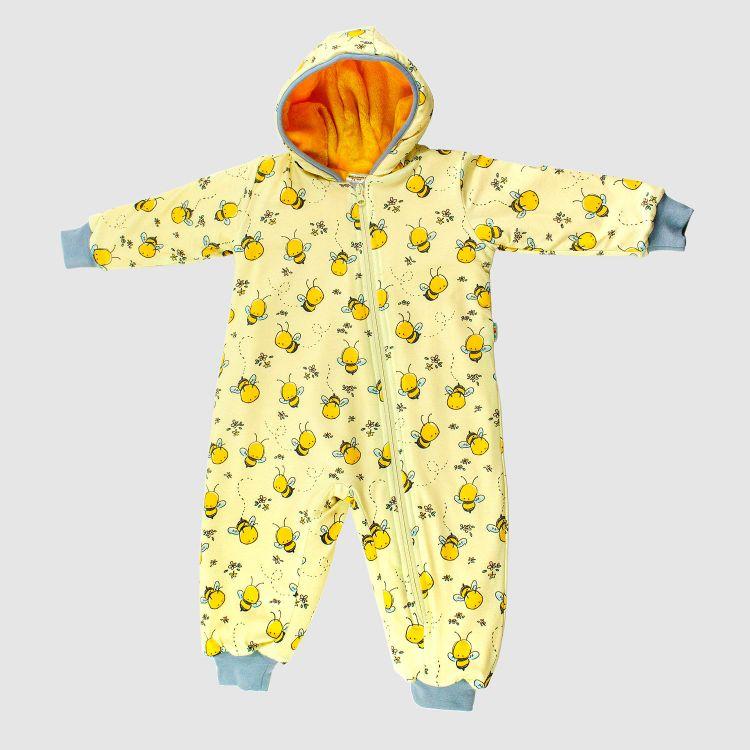 Kuschel-Overall BabyBees