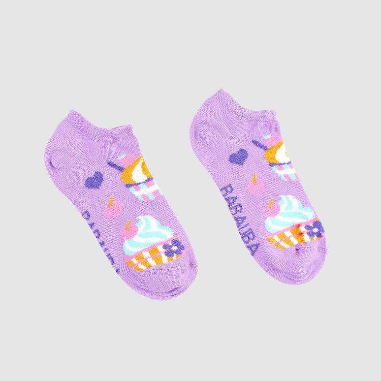 Sneaker-SockiSocks LovelyCupcakes