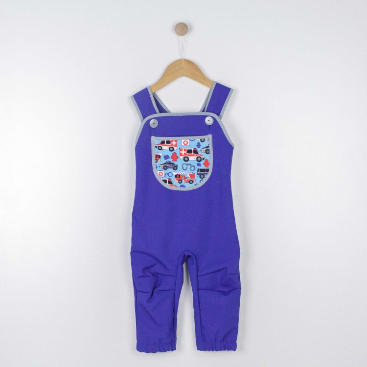 Baby-Softshell-Latzhose - EmergencyCall